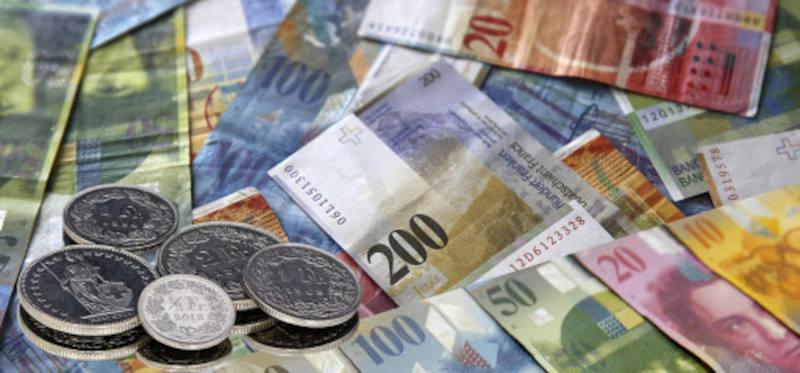 курс швейцарского франка к гривне