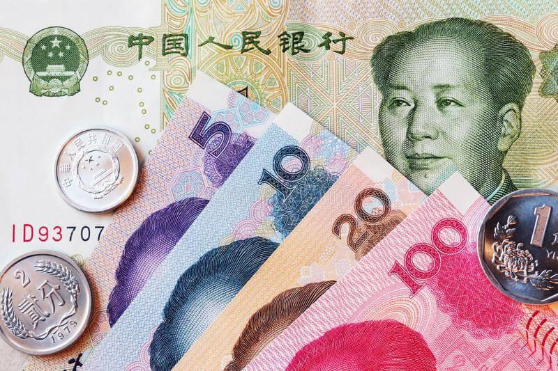 колебания курса юаня украина рус