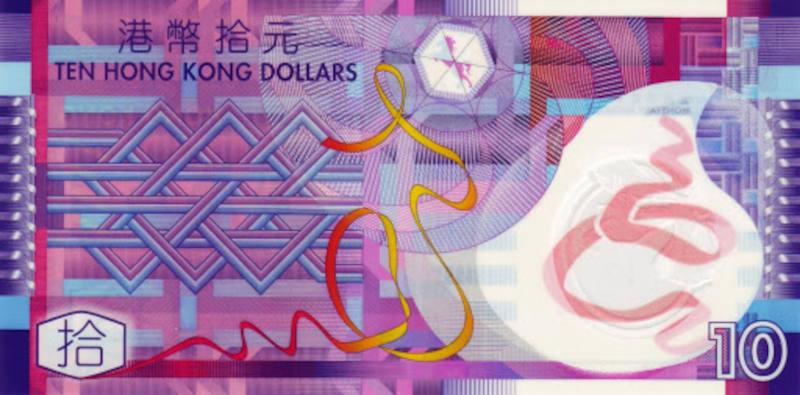 обмін гонконгського долара укр