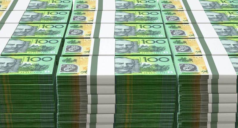 обмен австралийского доллара