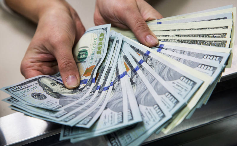 курс для обміну валюти у банку
