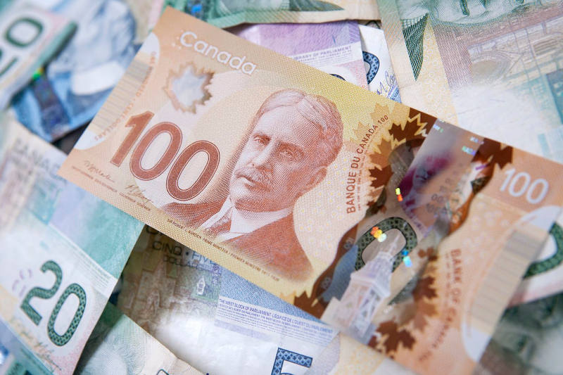 курс канадського долару укр